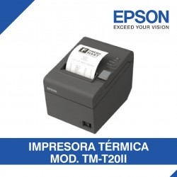 Impresora Termica  Epson TM-T20II (80mm)