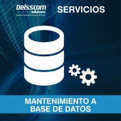Mantenimiento a Base de Datos