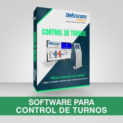 Software Para Control de Turnos