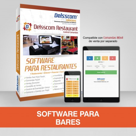 Software para Bares